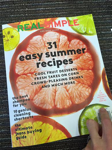 Real Excited about Real Simple!